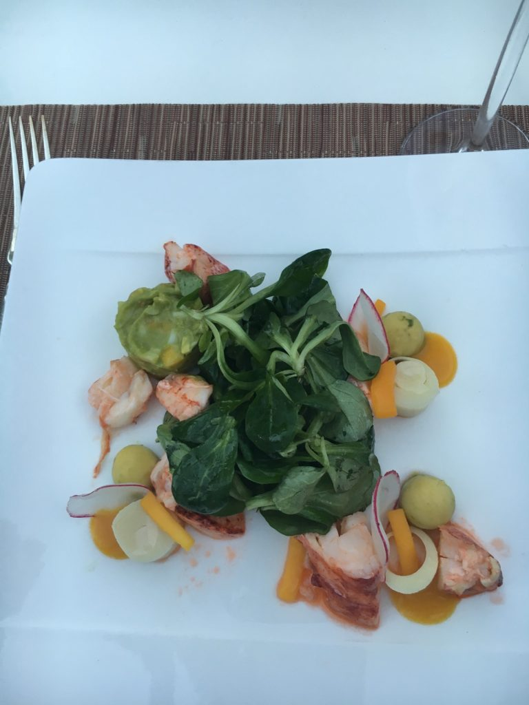 Chilled Salad of Maine Lobster
