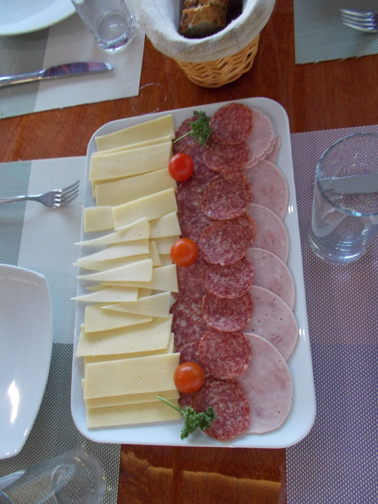 Breakfast Meats and Cheeses Katarina Line