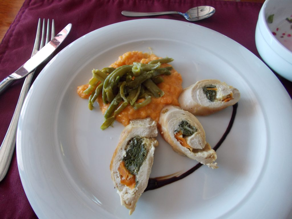 Hot Entree for Lunch Daily - Croatia Small Ship Cruise