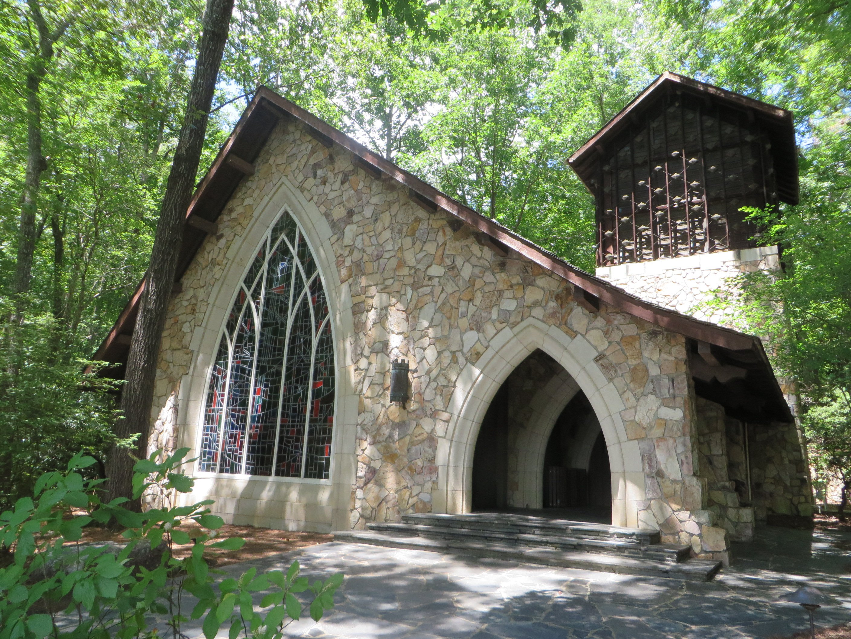 Ida Cason Callaway Chapel Callaway Gardens Pine Mountain Georgia