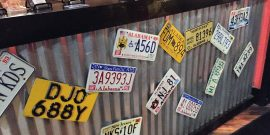 Niffer's interior decor car tags - Opelika
