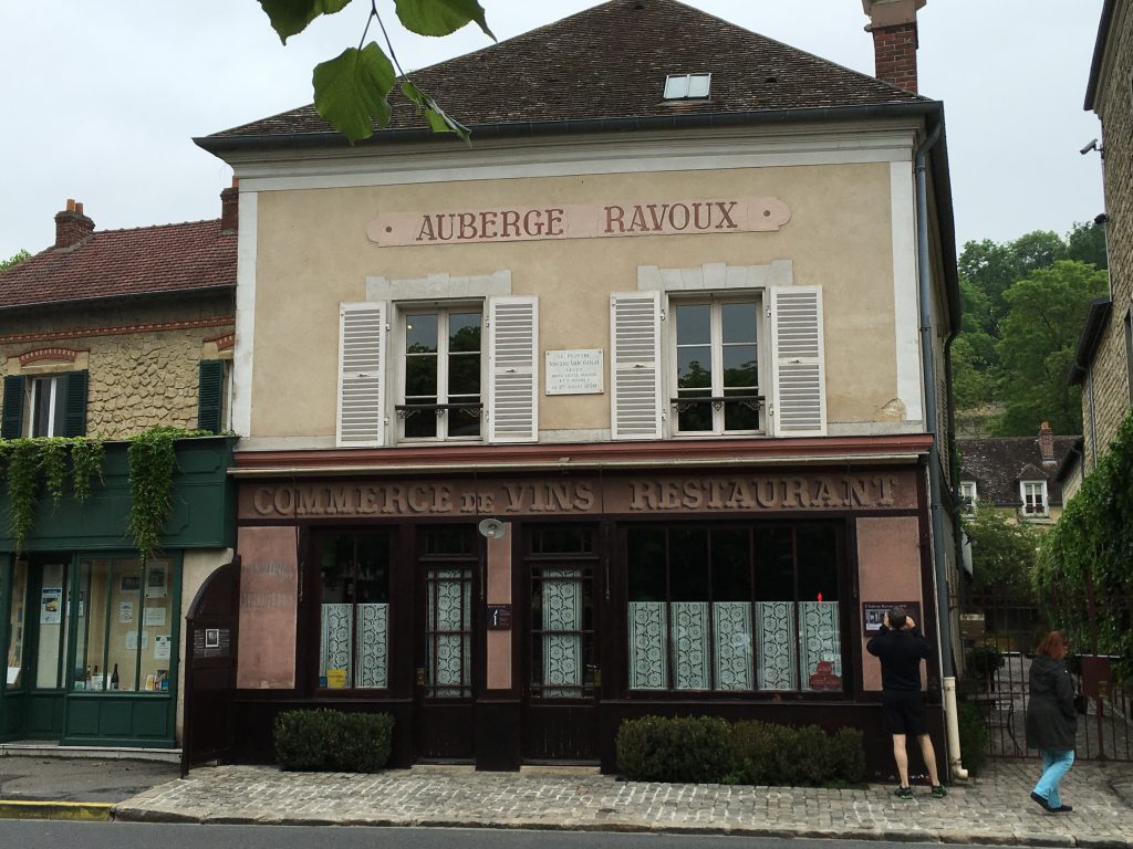 Vincent Van Gogh's Last Home in Auvers-Sur-Oise - French Barge Trip