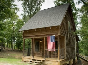 Cabins at Horseshoe Hills Ranch - a family reunion destination