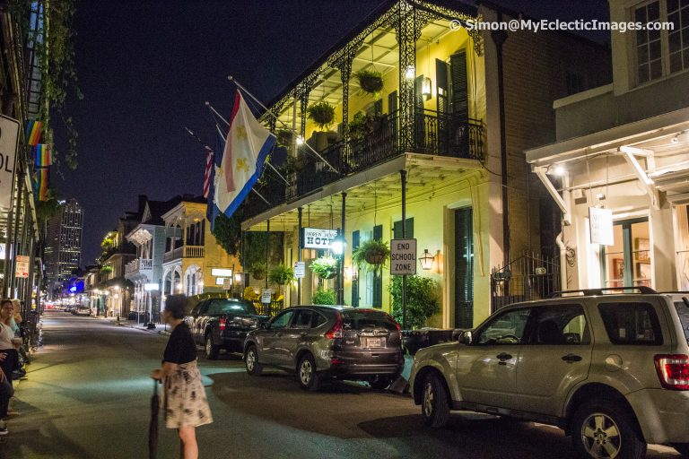 The Andrew Jackson Hotel New Orleans