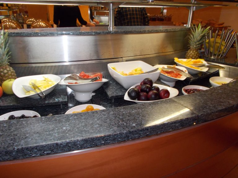 Hilton Imperial Dubrovnik Breakfast Buffet Fruit
