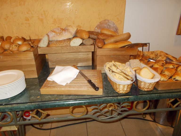 Hilton Imperial Dubrovnik Breakfast Buffet Bread