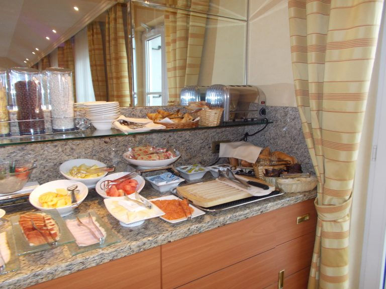 Executive Room Breakfast Hilton Imperial Dubrovnik
