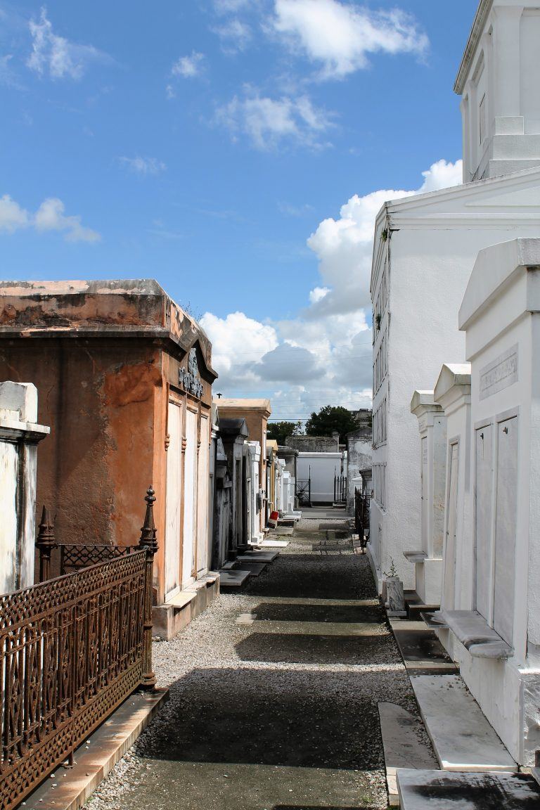 St Louis No.1 Cemetery a part of New Orleans Culture