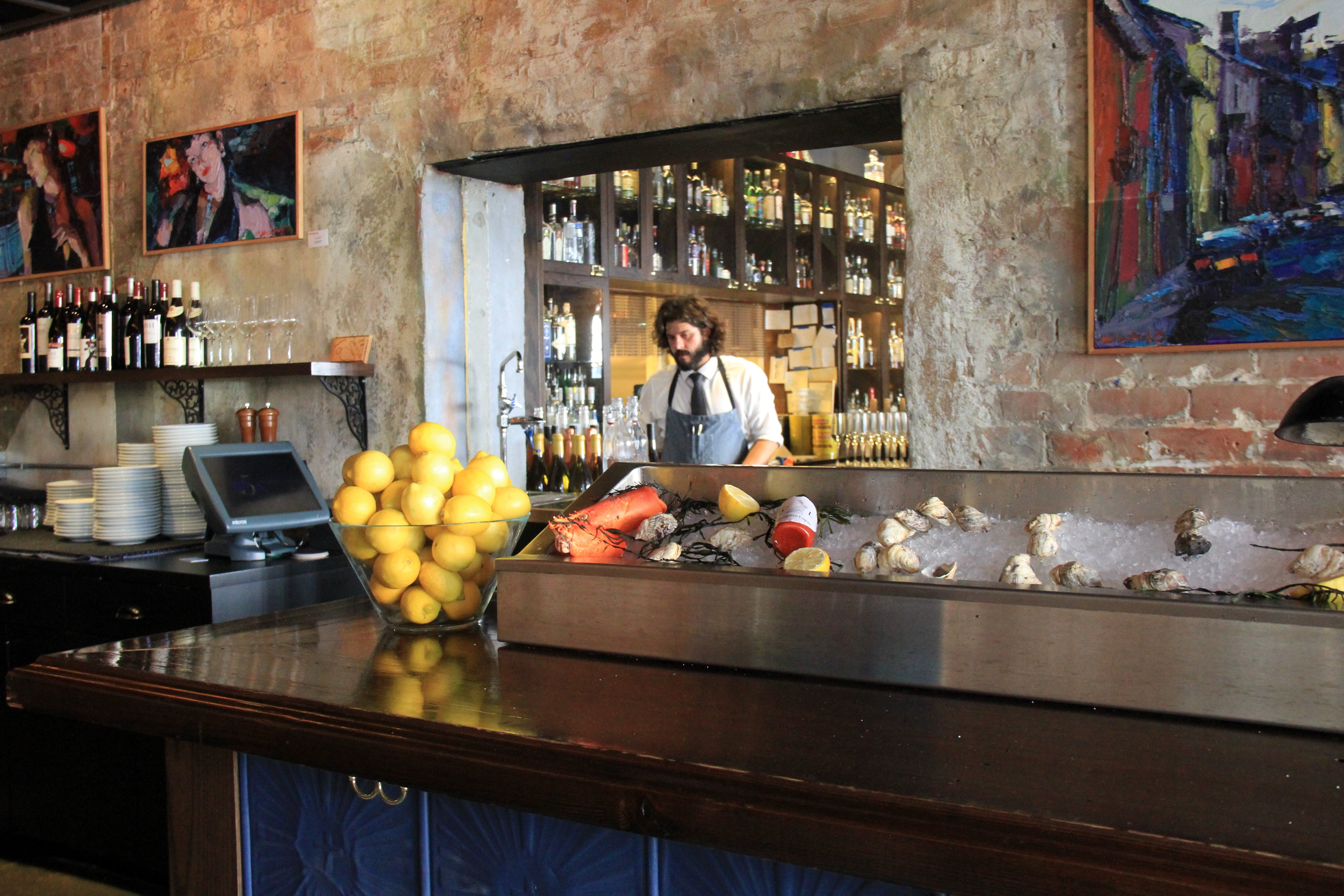 Bar at Old 77 Hotel and Chandlery - Chic Boutique Hotel in New Orleans