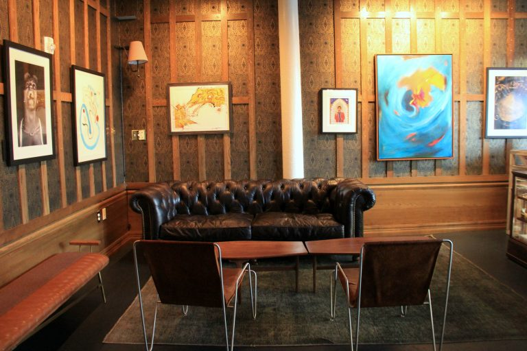 Art Gallery at Old 77 Hotel and Chandlery
