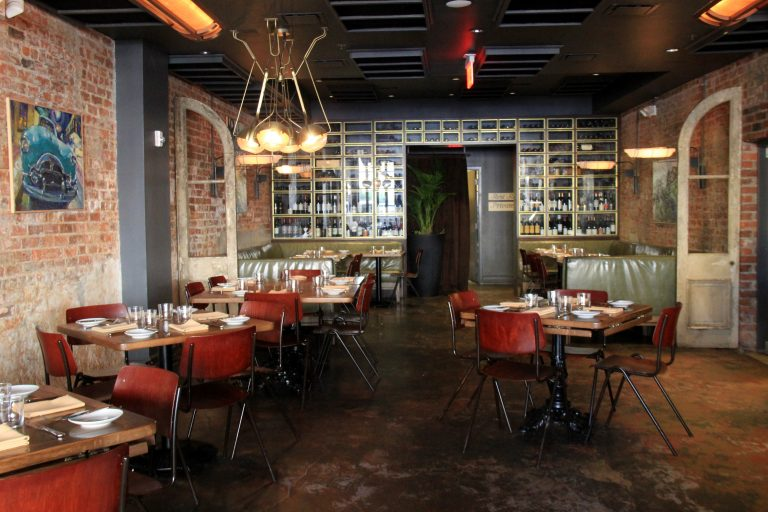 Compère Lapin – the Restaurant at Old 77 Hotel and Chandlery