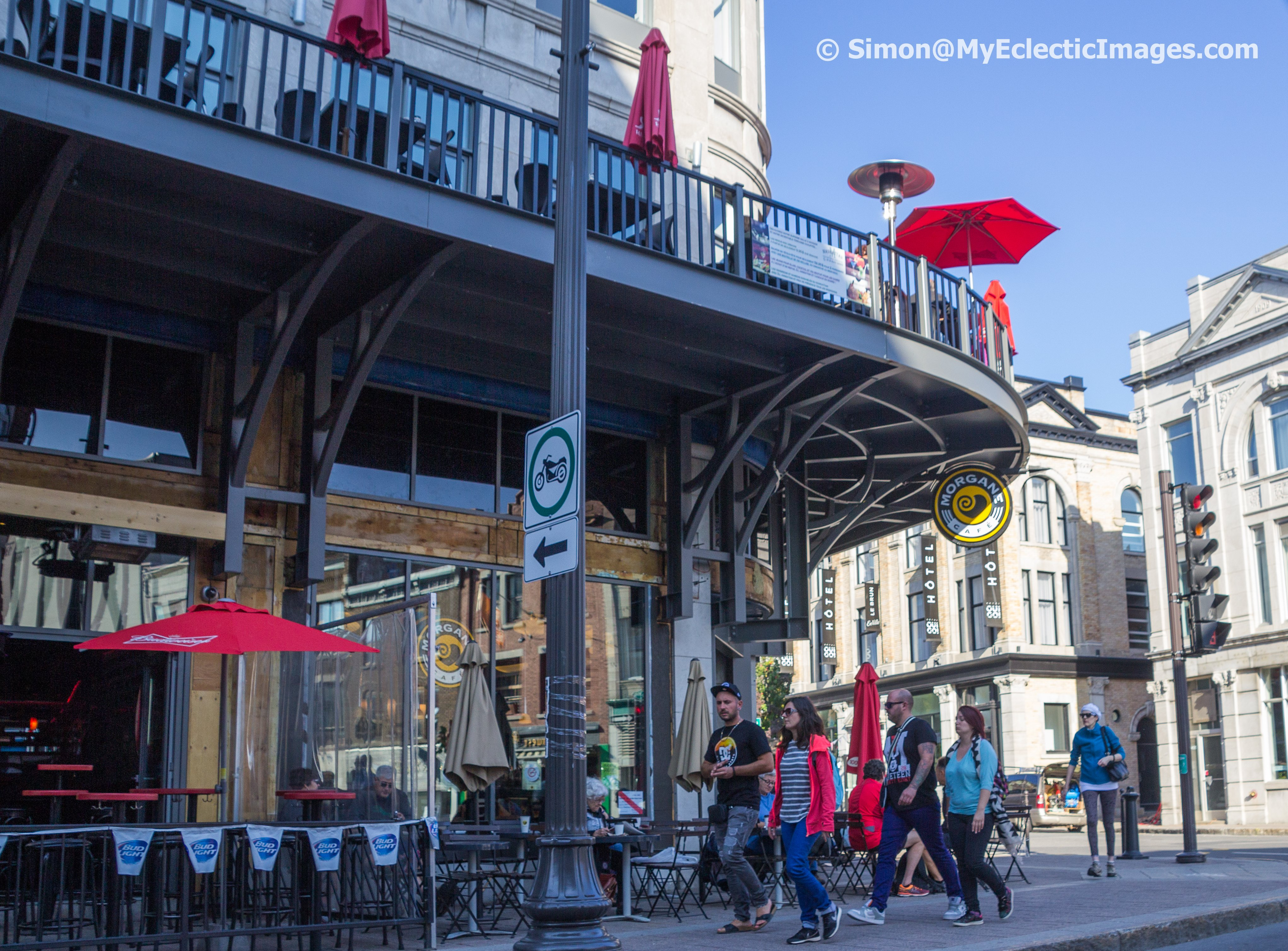 how to travel between montreal & quebec city