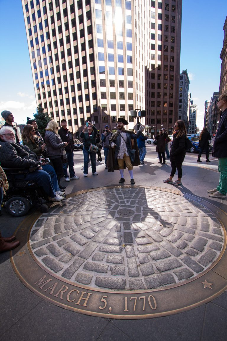 Boston Massacre Memorial