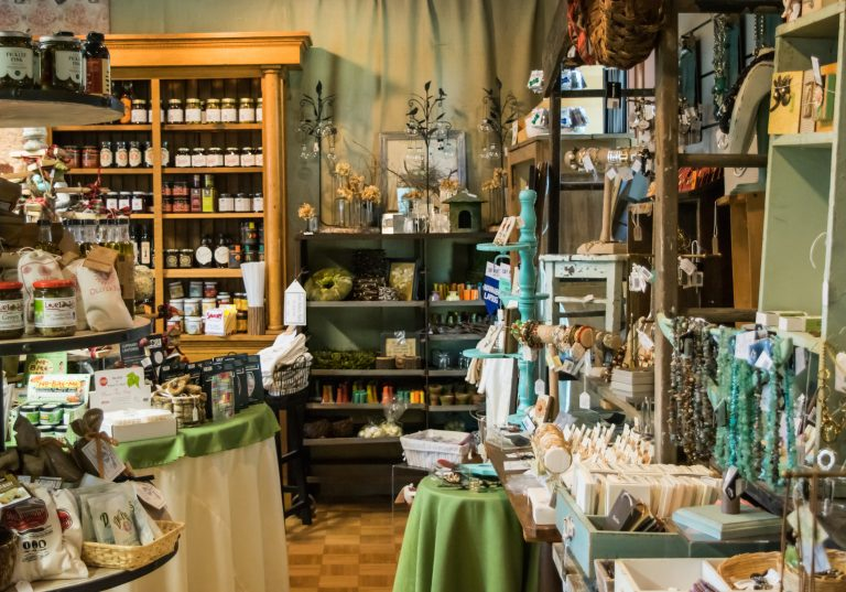 .Josie's on the Mountain gift shop with jewelry, local foods, candles, books and more - Burritt on the Mountain