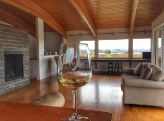 Bridal Suite of Saltwater Farm Vineyard on The Coastal Trail