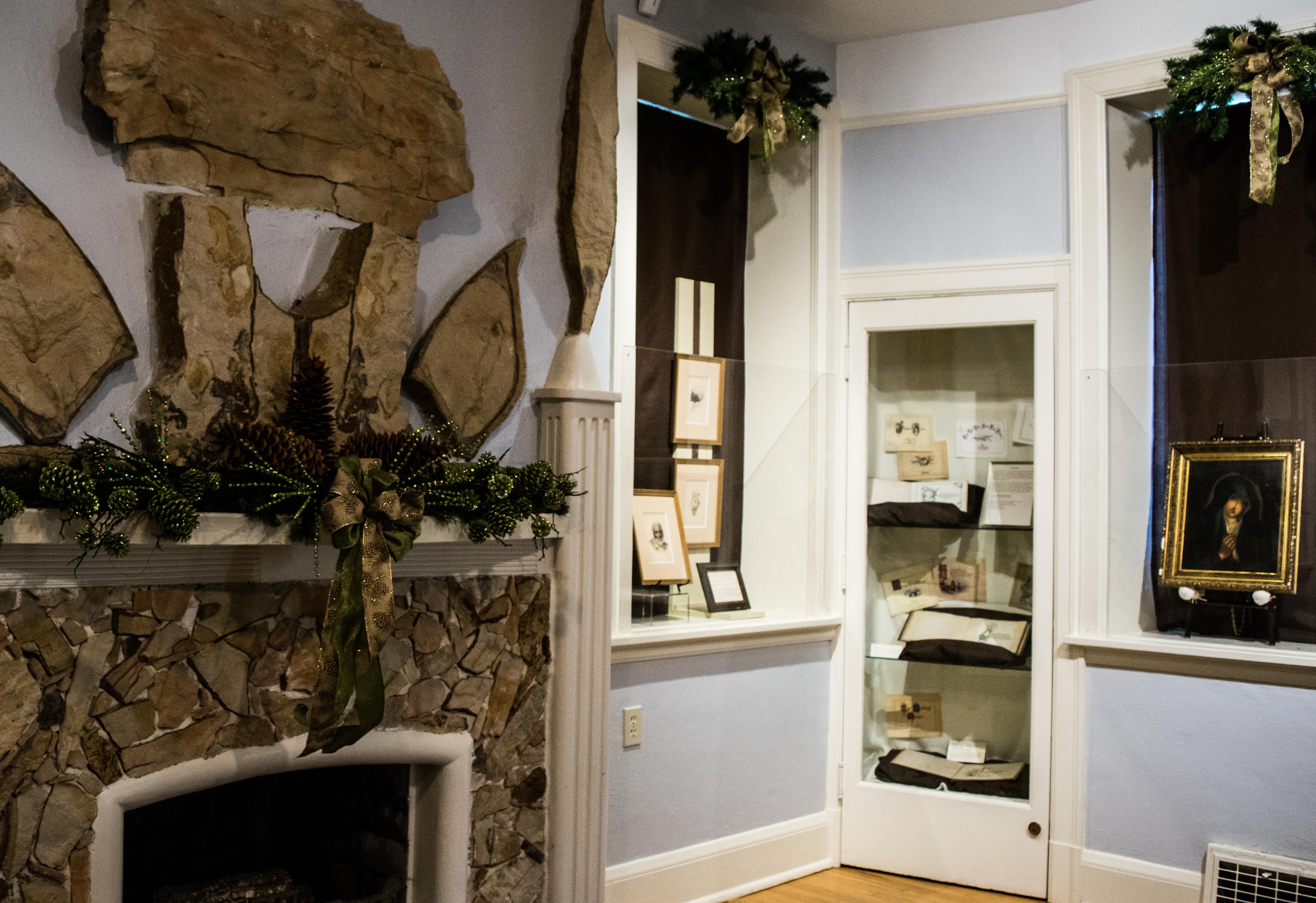 Maria Howard Weeden Exhibit at Burritt Mansion