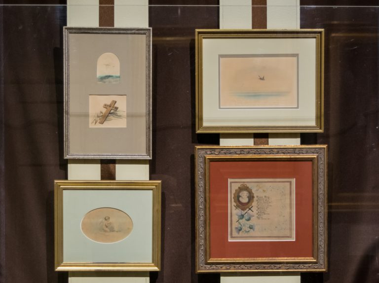 Maria Howard Weeden Seascapes and Illustrations