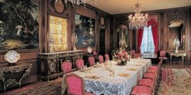 Formal Dining Room Hillwood Estates