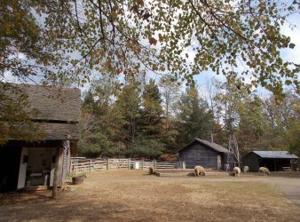 Farm at Burritt on the Mountain Things to do in Huntsville