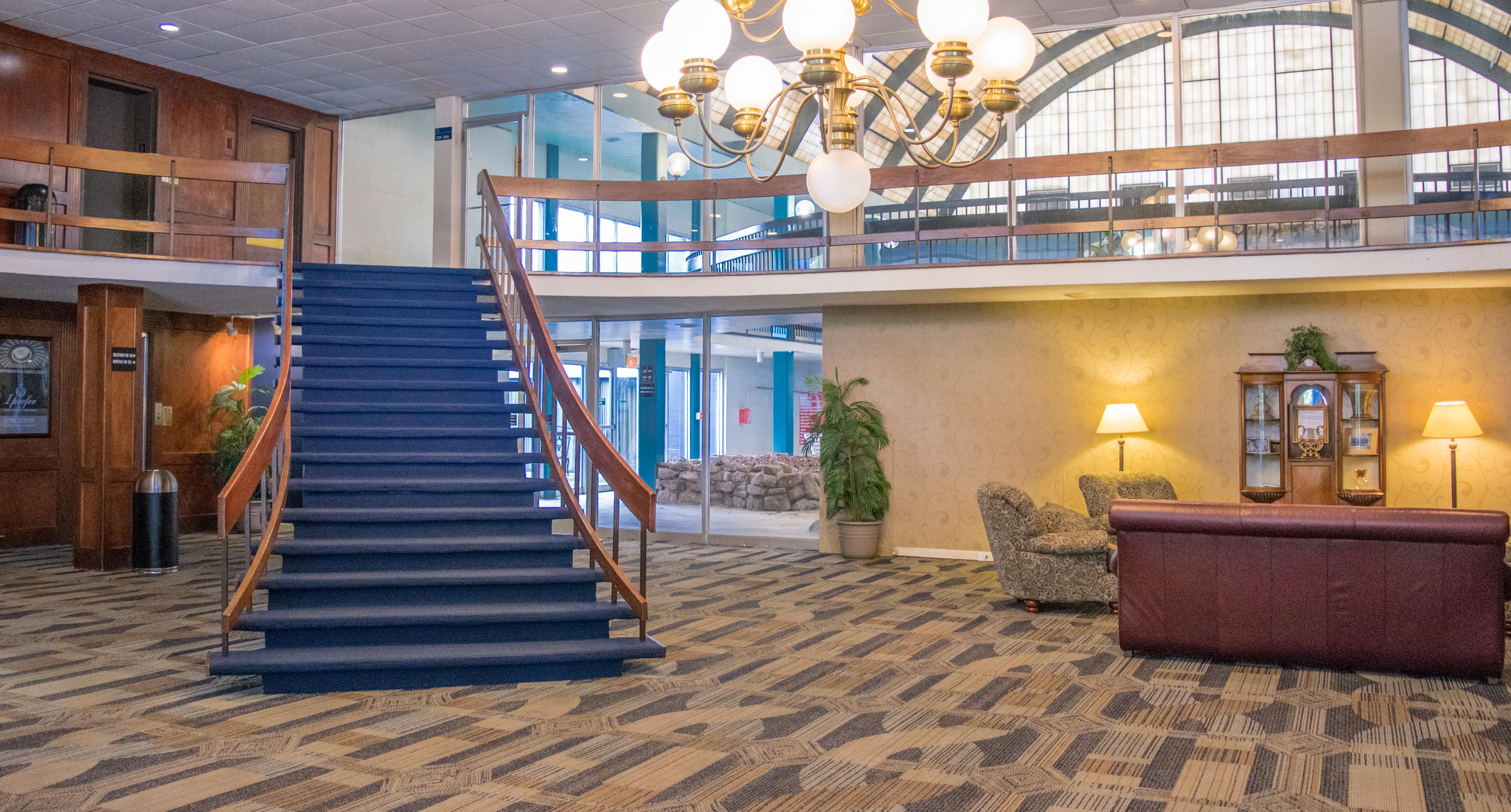 MacArthur Building Lobby - Chattanooga Choo Choo