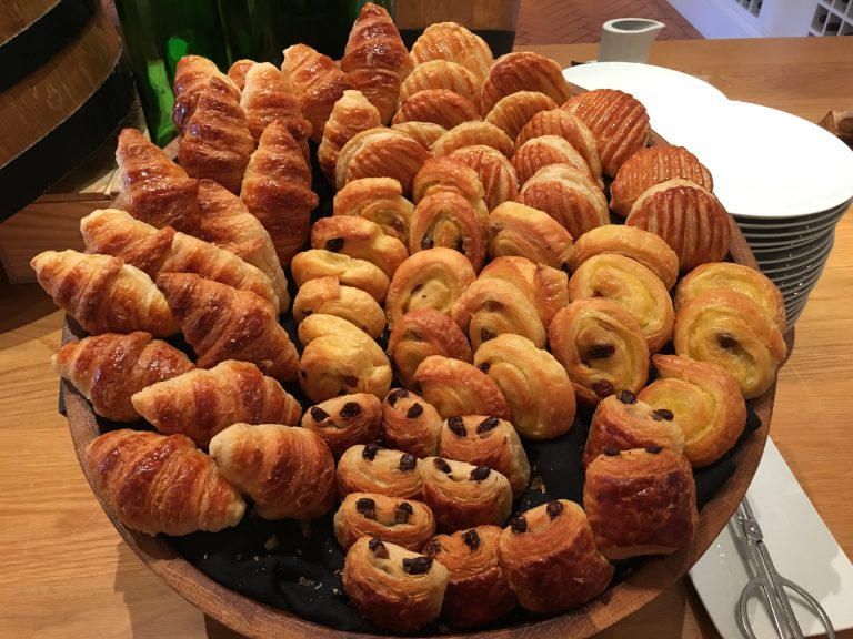 More Baked Goods at Yeatman Hotel Breakfast Buffet