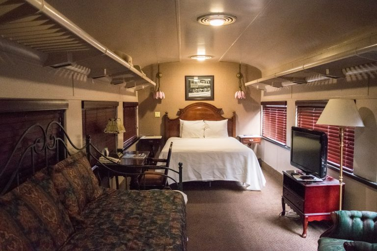 Train car Sleeper Chattanooga Choo Choo