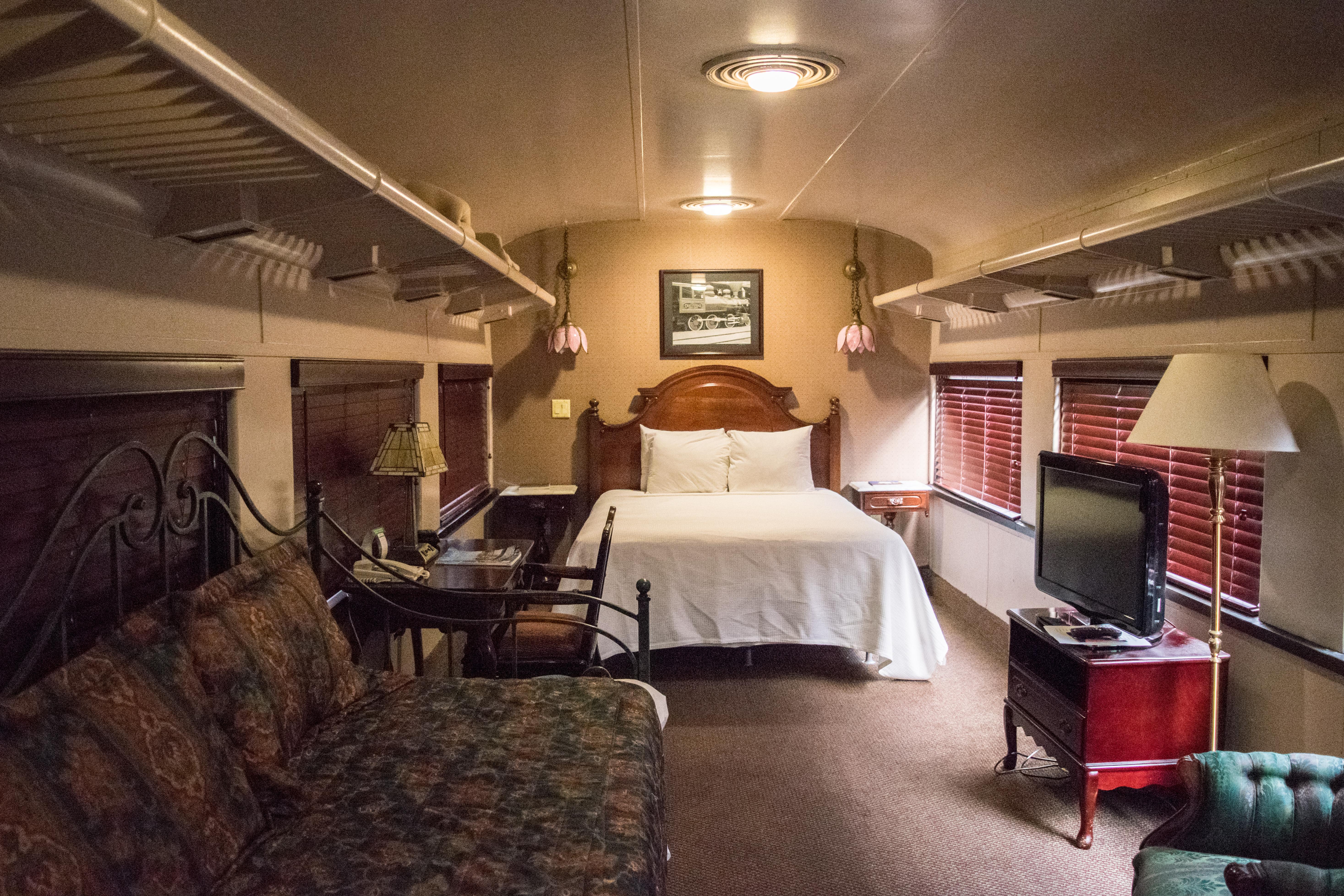 Train car Sleeper Chattanooga Choo Choo