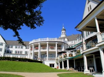 The Sagamore Resort Architecture