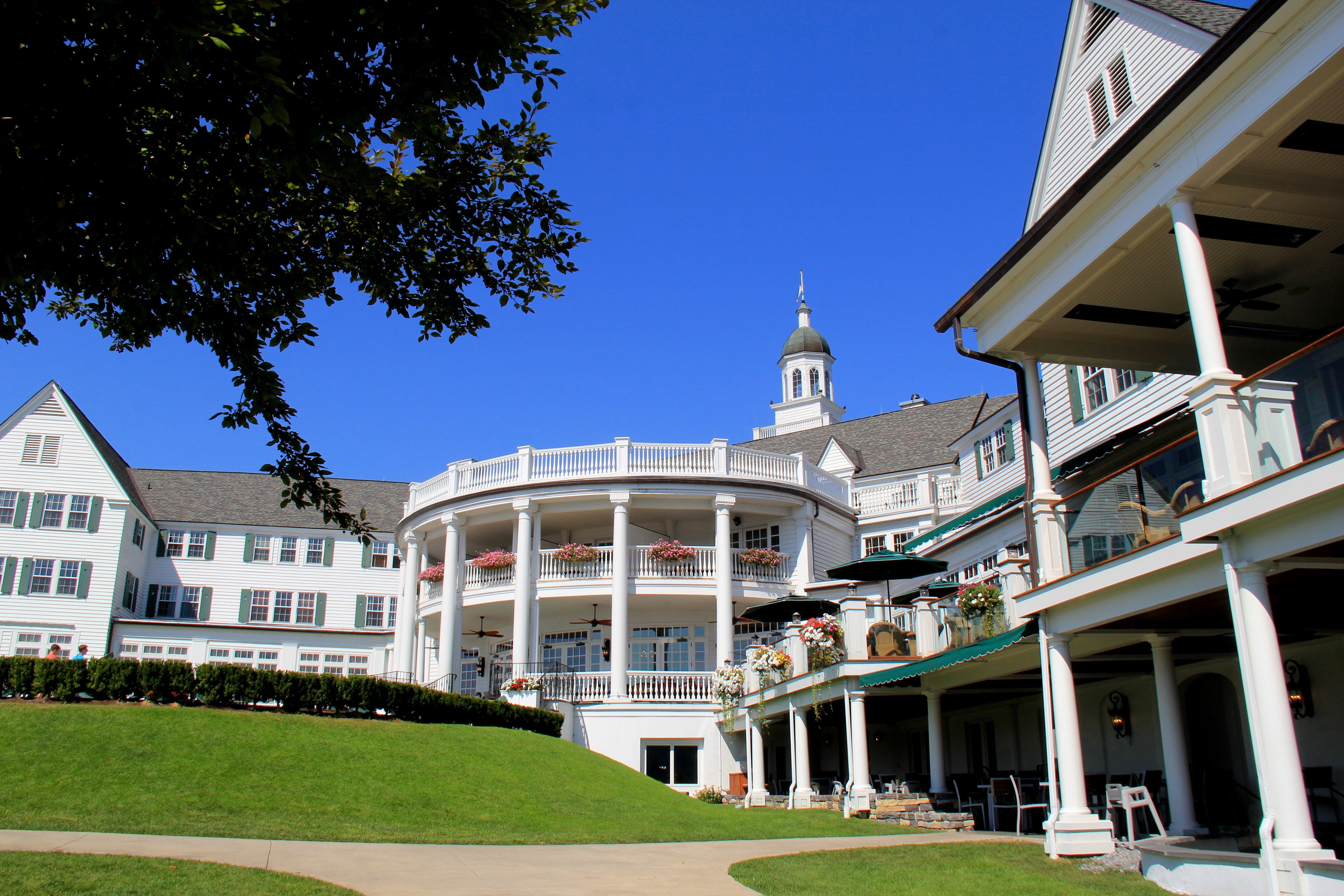 The Sagamore Resort Architecture
