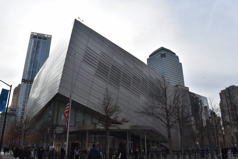 9/11 Museum in NYC