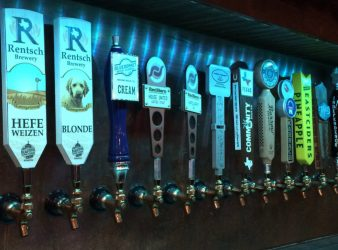 Brewery Taps at Mesquite Creek Outfitters
