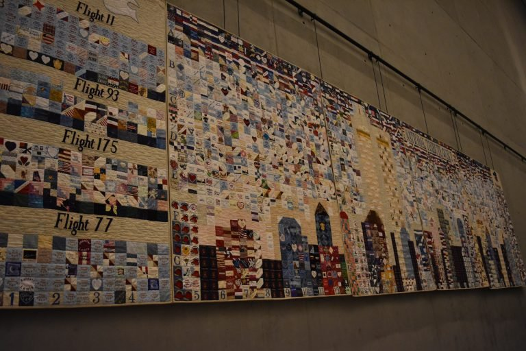 National Tribute Quilt 9/11 Museum
