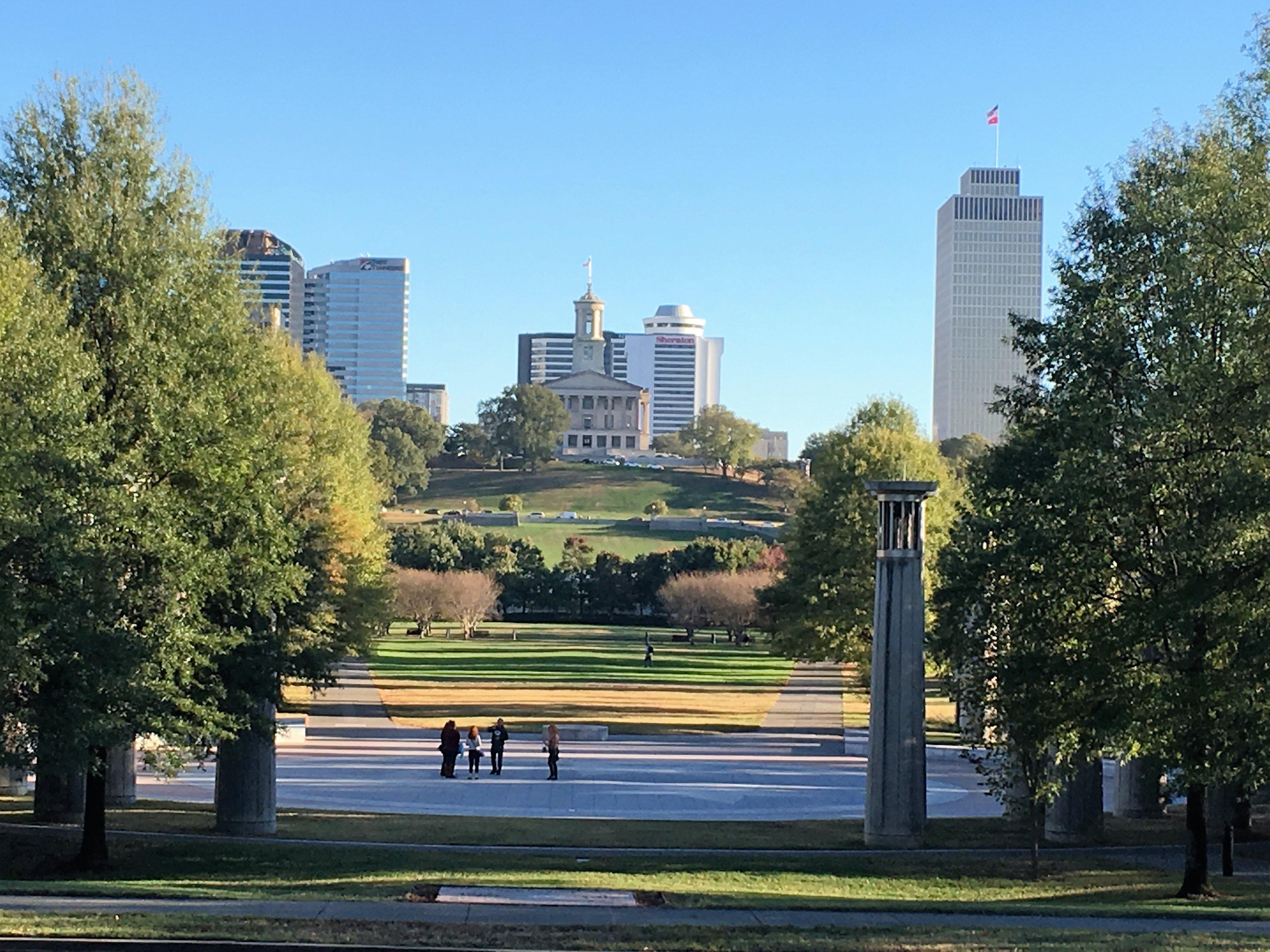 Bicentennial Capitol Mall State Park Nashville