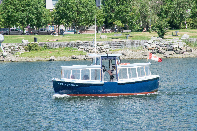 Grainville Island Ferry