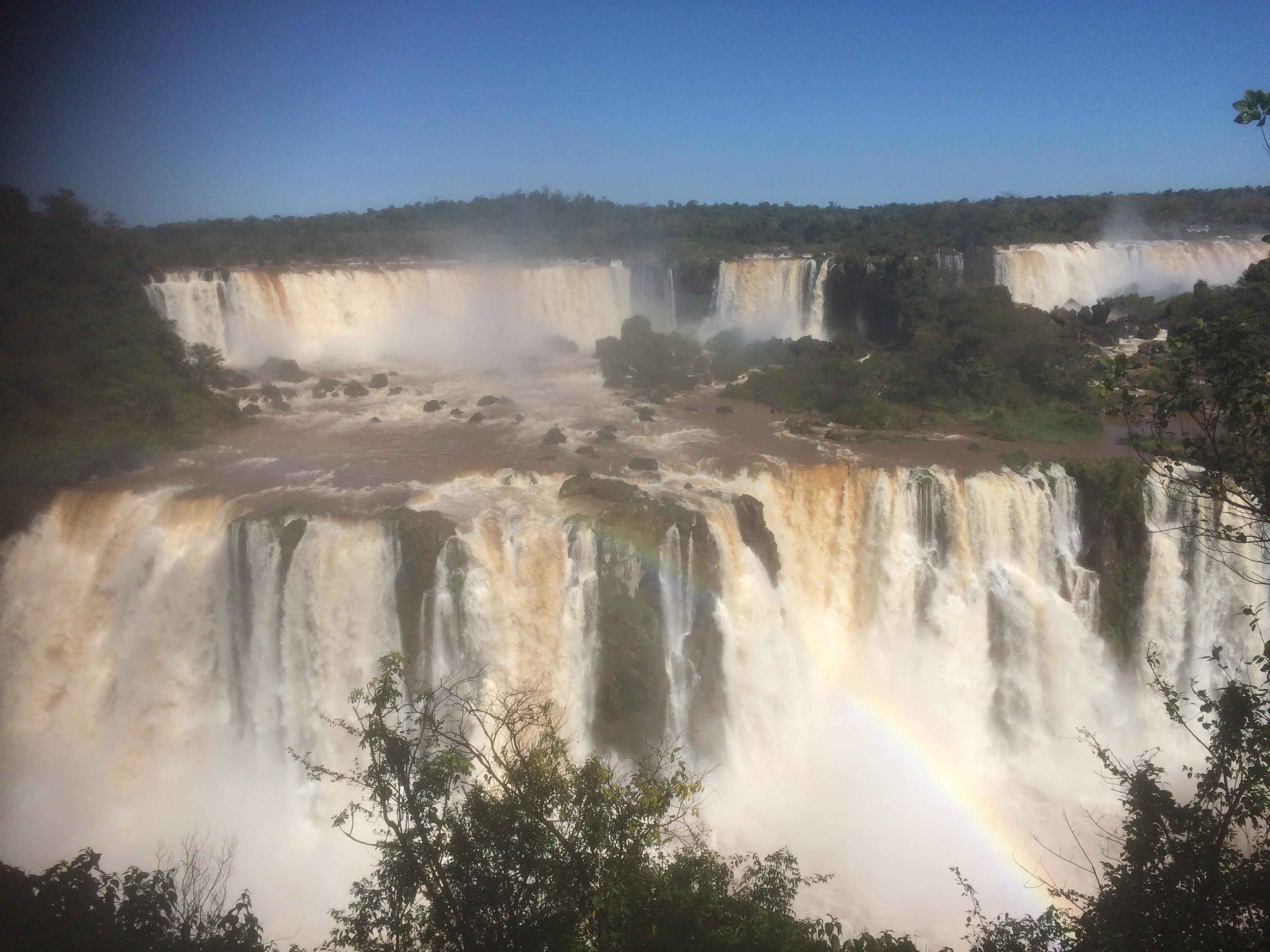 Iguazu Falls Foz do Iguacu