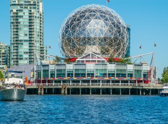 Science World Geodesic Dome Vancouver BC
