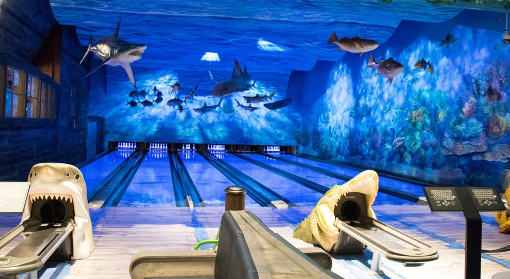 Uncle Buck's Bowling Alley Tsawwassen Mills