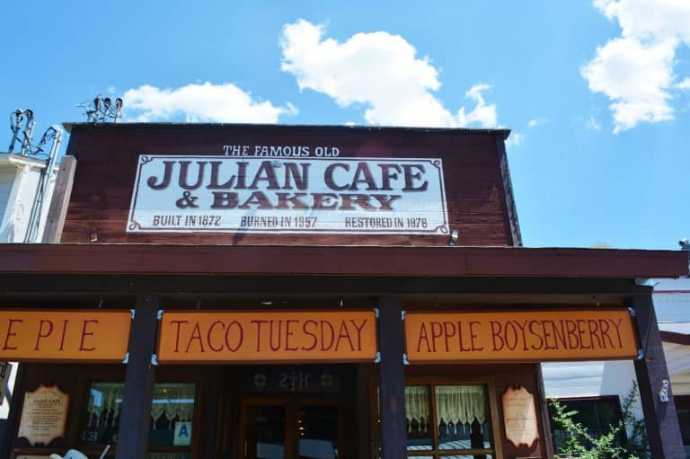 Julian Cafe and Bakery