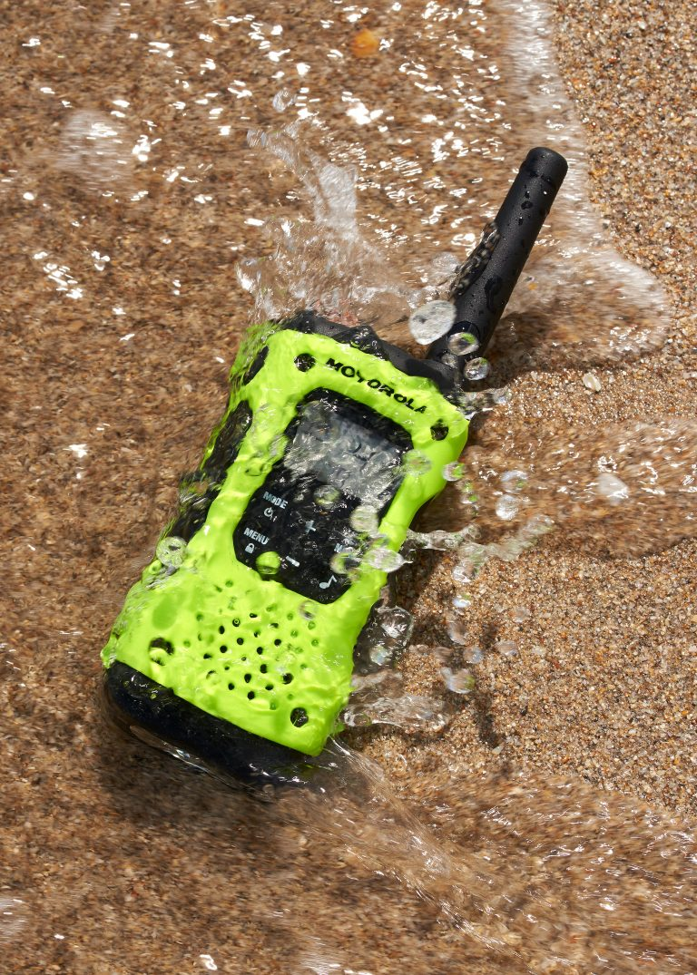 Motorola Solutions Talkabout T605 H2O Two Way Radios
