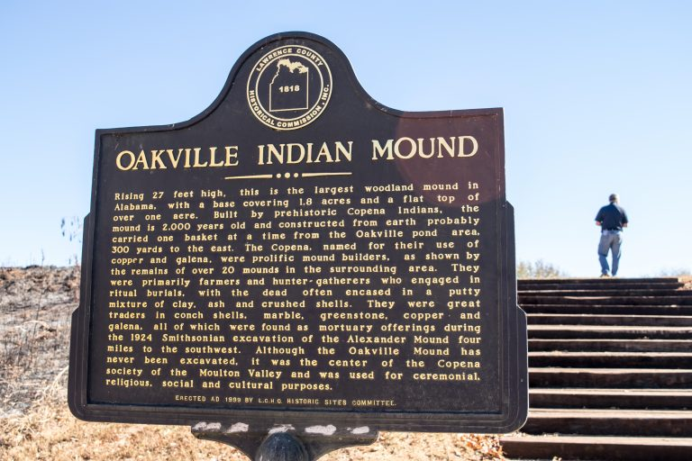 Oakville Ceremonial Woodland Mound