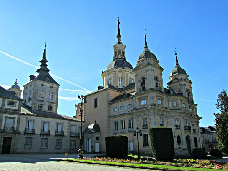 The Royal Collegiate Church La Granja de San Ildefonso