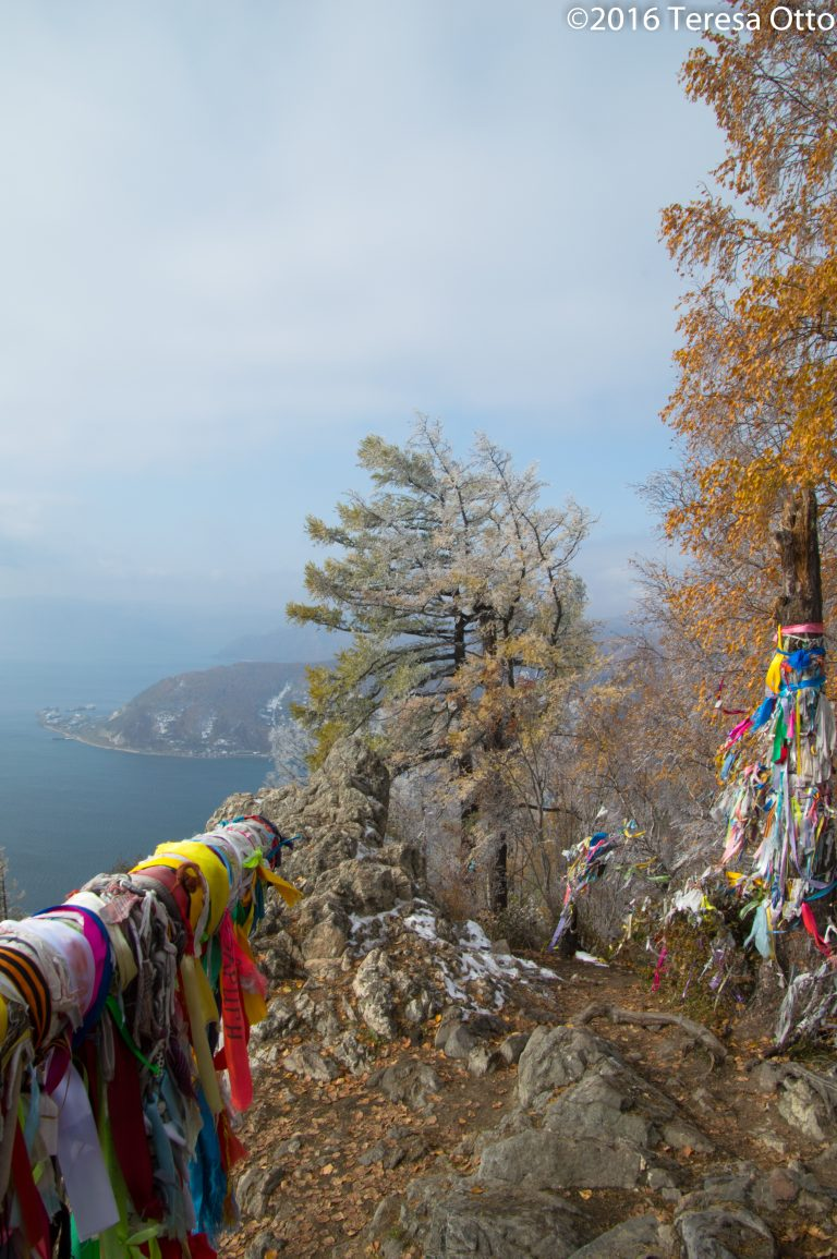 The View from Chersky Stone
