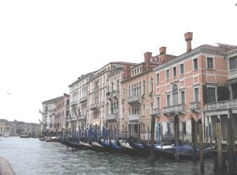 Canal Ride in Venice even for Solo Travelers
