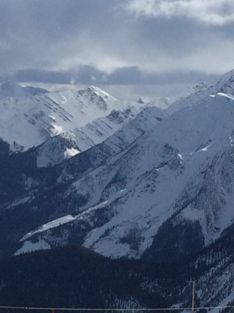 Canadian Rockies views can be worth the jet lag