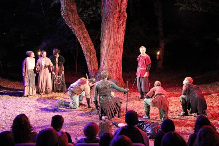 Door County Shakespeare Macbeth