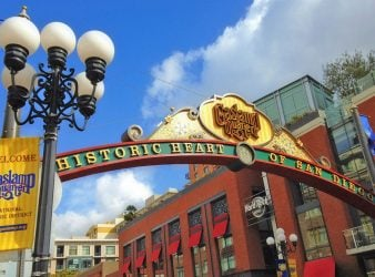 Historic Gaslamp Quarter
