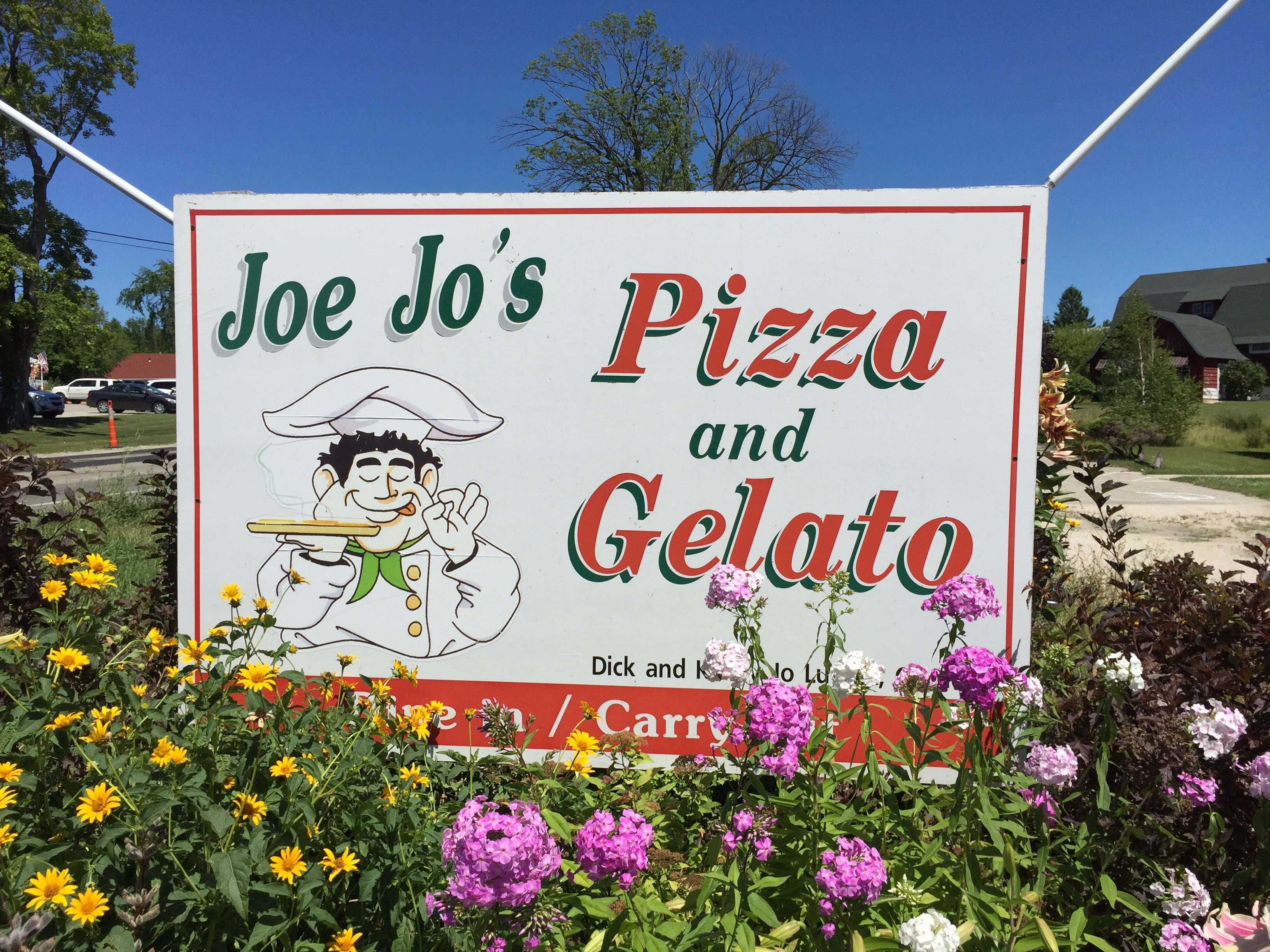 Joe Jo's Pizza Door County