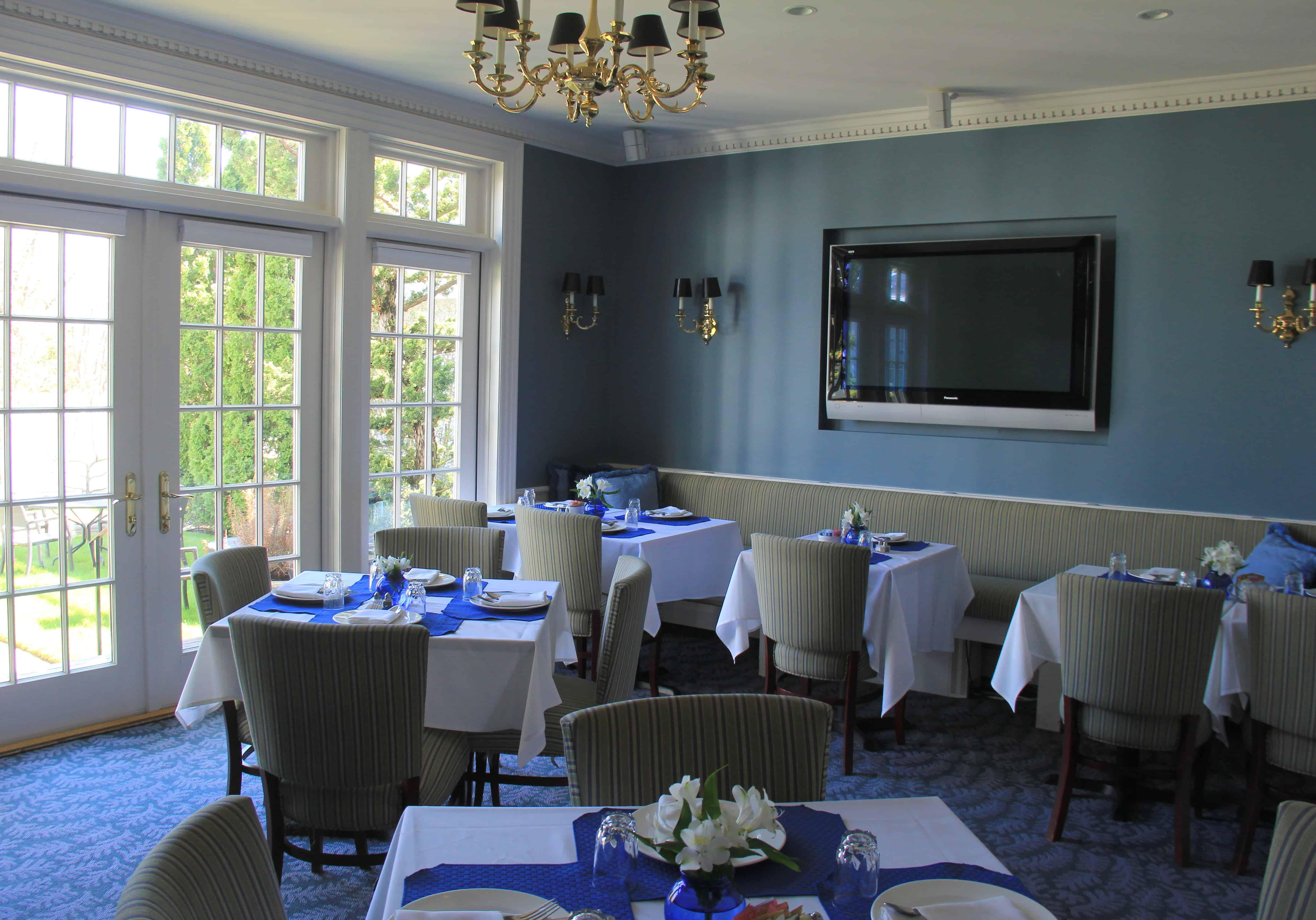 Exceptional Breakfast Nook Harbor Light Inn