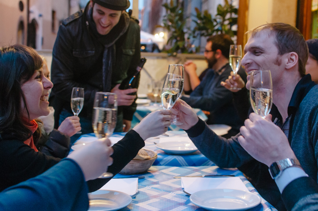 Wine Tours in Rome Eating Europe