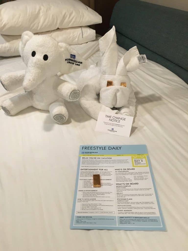 NCL Escape Towel Animal's